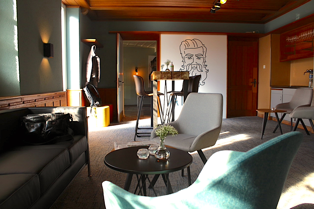Ouverture de l'Attila Lounge 2